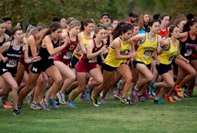 Weber Leads Trojans At The Master's XC Invitational