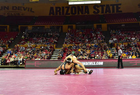 ASU Wrestling Welcomes USAW World Team Training Camp