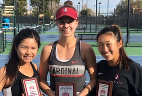 Singles Title, Doubles Runner-Up