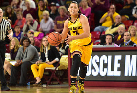 No. 8 Sun Devil WBB Travels to Tucson for Round Two of Territorial Cup Series on Sunday