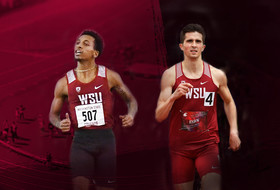 Two Cougars Headed to NCAA Indoor Championships