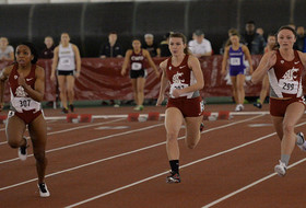 T&F Find Success at Pair of Indoor Meets Friday