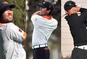 Three Men's Golfers Earn All-Academic Honors
