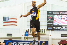 T&F's McBride Earns Fifth All-America Honor At NCAA Indoor Championships