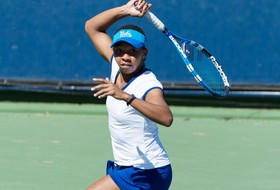 No. 3 Women's Tennis Upset by No. 12 Cal, 4-3