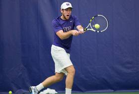 Egger and Hawke Fall in Doubles Semifinals at USTA/ITA NW Championships