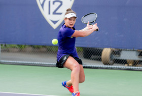 UW's Run in Singles Ends, Doubles on Deck at Pac-12 Championships