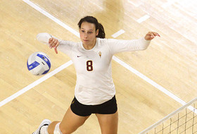 Volleyball's Follette To Travel To China With Pac-12 All-Star Team