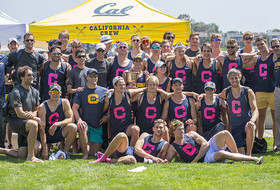 Top-Ranked Cal Men's Crew Wins Big Row Against No. 12 Stanford
