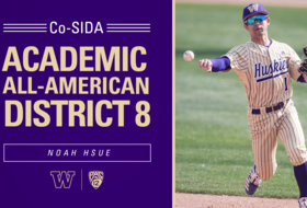 Hsue Named To District 8 Academic All-America Team