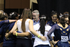 Women's Gymnastics Picked Fourth In Coaches Poll