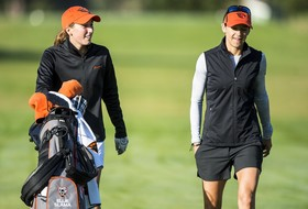 Record-Setting Day For Women's Golf Team