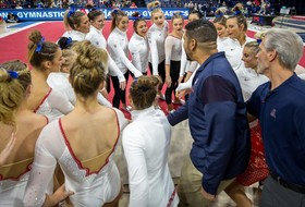 No. 24 GymCats Earn Season-Best 196.275 at No. 8 Cal