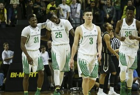 Ducks Take To Road For Homestretch