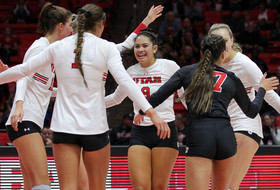 No. 18 Volleyball Prepares for First-Place Showdown on the Road