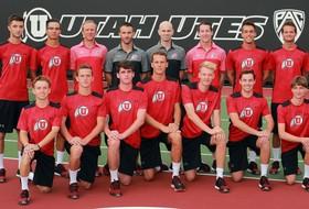 Utah Men's Tennis Opens 2017 at National Collegiate Tennis Classic