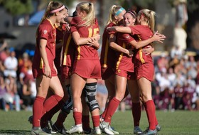 Trojans Advance to Sweet 16 With 2-1 Win Over Texas A&M