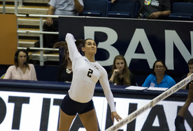 Cal Volleyball Announces 2017 Schedule