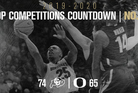Top Competitions Countdown: No. 7, Men's Basketball Upsets No. 4 Oregon