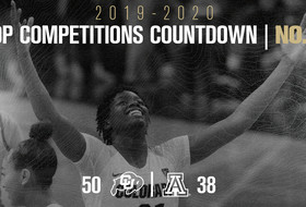 Top Competitions Countdown: No. 5, Women's Basketball Upsets No. 11 Arizona