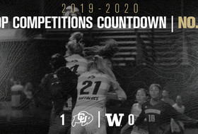 Top Competitions Countdown: No. 4, Soccer Solidifies NCAA Résumé With Washington Win