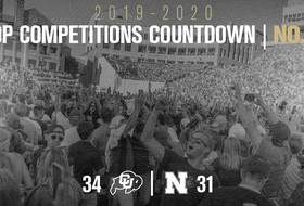 Top Competitions Countdown: No. 1, Football Stuns Nebraska In Overtime