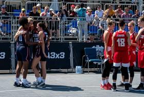 Onyenwere, USA Finish Fourth in FIBA 3x3 Women's Series