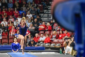Gymnastics to Compete at NCAA Ann Arbor Regional