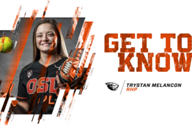Get to Know Trystan Melancon