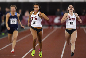 Cougars See Impressive Start to 2019 Indoor Season at Bronco Invite