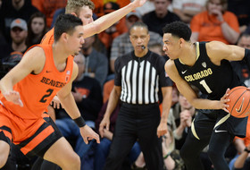 Buffs Roll Past Beavers For Big Road Win To Stay Atop Pac-12