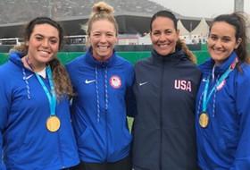 Bruins Help USA Softball Win Gold at Pan American Games