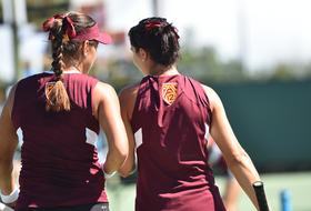 No. 19 Women's Tennis Sweeps No. 53 San Jose State