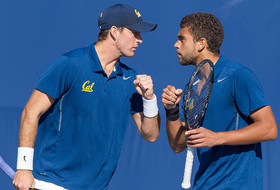Cal Men's Tennis Named ITA All-Academic Team