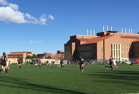 Kornieck Scores Twice As Buffs Top UNC In Spring Action