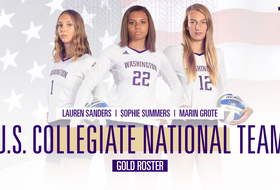 Huskies Fill The Middle For Collegiate National Team
