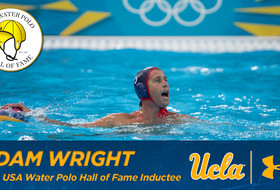 Adam Wright Named to USA Water Polo Hall of Fame