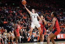 Team USA Battles Past Beavers in Memorable Night In Gill