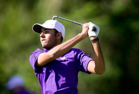 Huskies Tied For 12th After First Two Rounds of Lamkin Classic