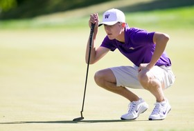 Huskies Tied for Seventh After First Round of Tavistock Collegiate Invitational
