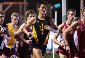 ASU T&F Records Two Personal Bests In Opening Day At Mt. Sac