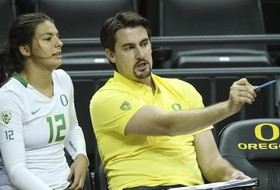 Ulmer Leads UO Volleyball Into New Era