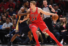 Former Wildcat Markkanen Named to NBA All-Rookie First Team