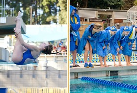 UCLA Hosts Bruin Diving Invitational, Oregon St. in Busy Week