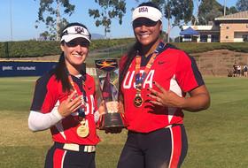 Faraimo, Godin Help Team USA to Gold at WBSC World Cup