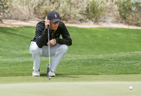 Golfers End Season With 12th Place Finish In NCAA Central Regional