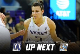 No. 11 Washington Wraps Up Home Non-Conference Play Against Savannah State