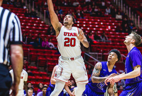 Utes Upend Yotes in Exhibition, 96-76