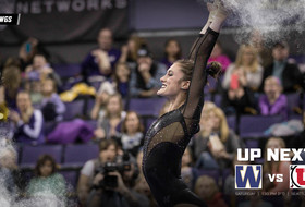 GymDawgs To Host First Home Meet Saturday vs. No. 4 Utah