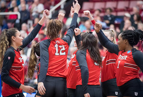 Volleyball Falls to Stanford in Sweet 16